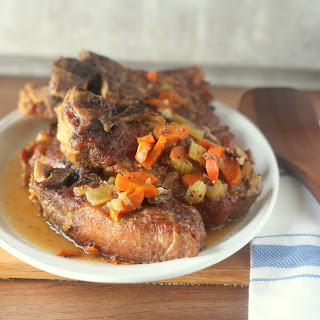 Beer Braised Pork Ribs Recipes