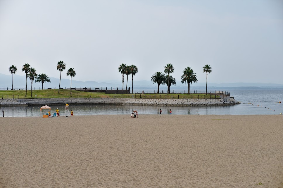 Plaża Beppu