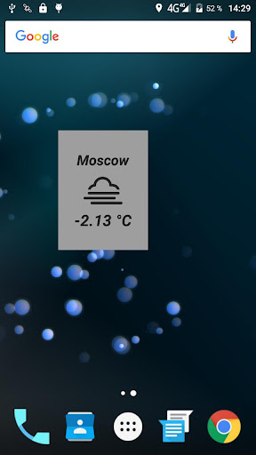 The Weather Free 1.1 screenshots 2