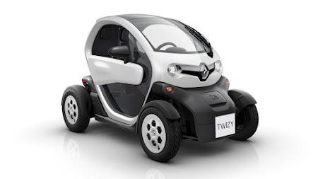 EV's - Renault Twizy [6.990€] [WLTP 55-120km NEDC]