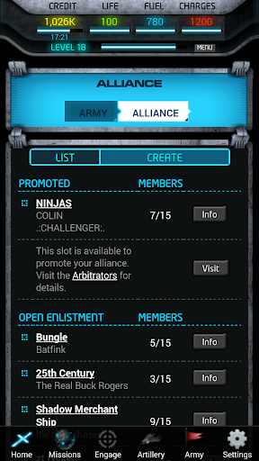 Project Galaxia screenshot 6