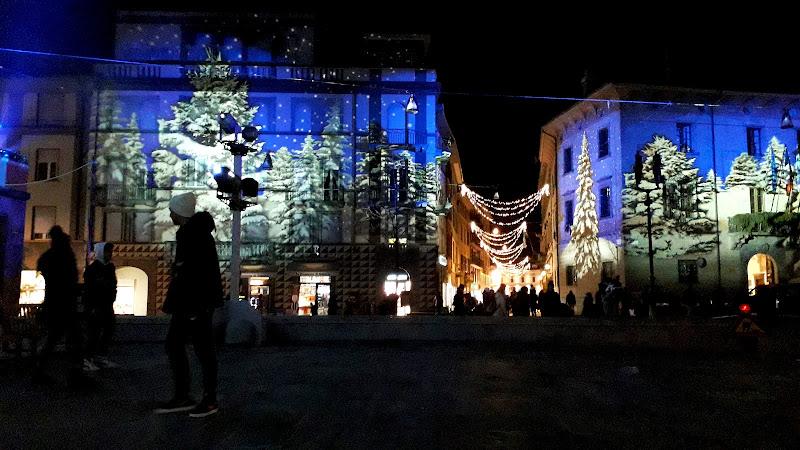 Una piazza in blu di benny48