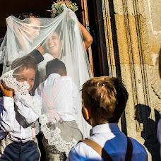 Fotógrafo de bodas Rafael ramajo simón (rafaelramajosim). Foto del 12.09.2017