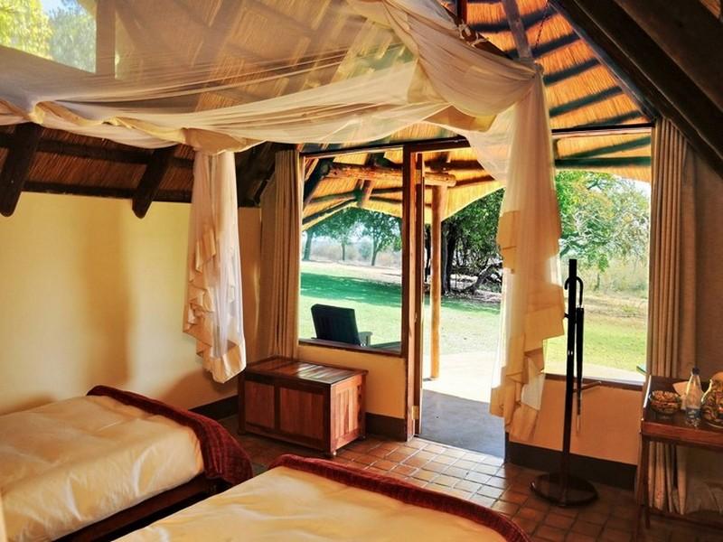 Imbabala twin room