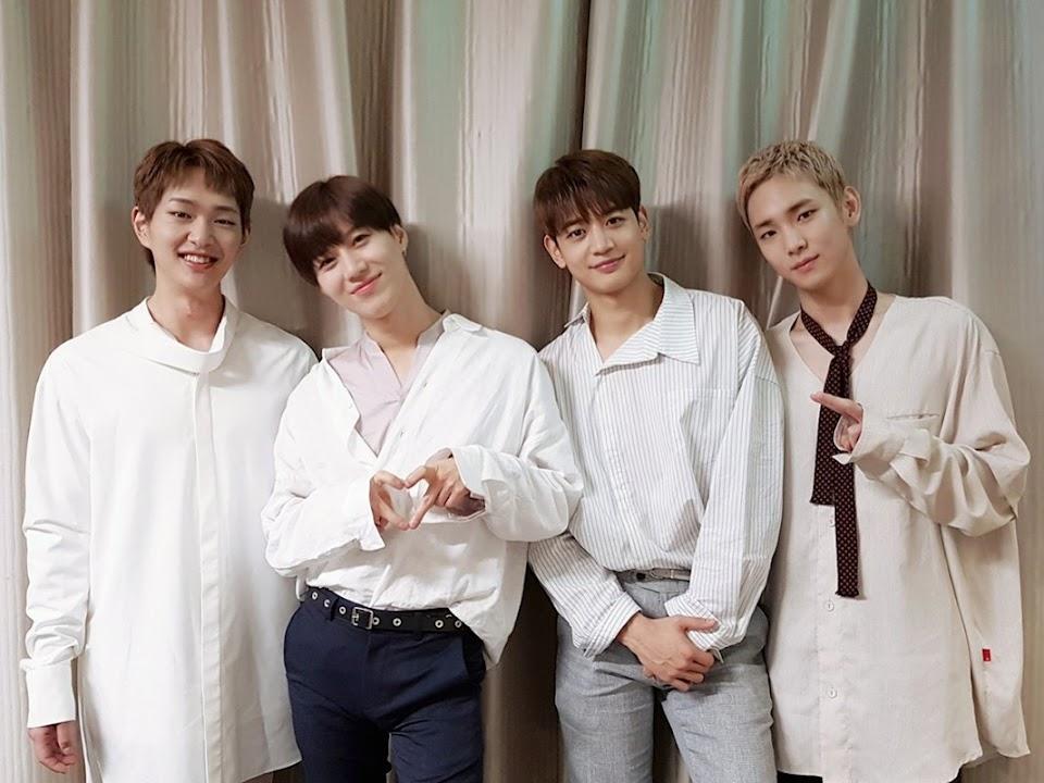 korean music festival 2018 shinee