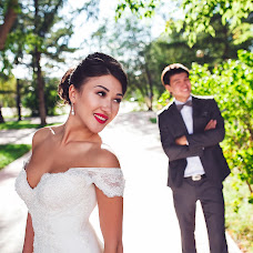 Wedding photographer Anuar Sagyntaev (wdph). Photo of 27.03.2016