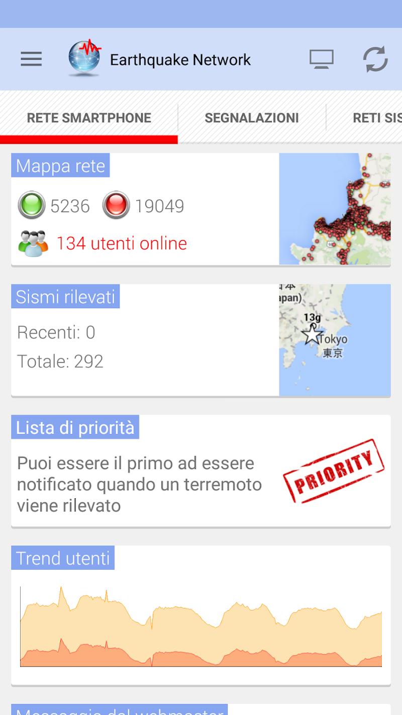 🚨 Earthquake Network Pro - Realtime alerts Screenshot 6