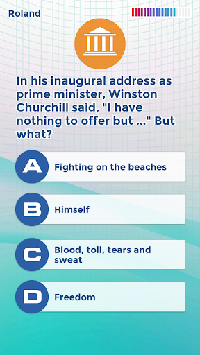 Knowledge Trainer: Trivia Screenshot