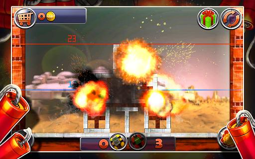 3-2-1 BOOM: Blast it