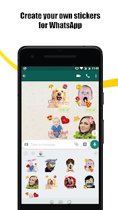 Create stickers for WhatsApp – StickerFactory App Download For Android 1