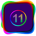 Phone 11 Launcher, OS 13 iLauncher, Style Theme icon