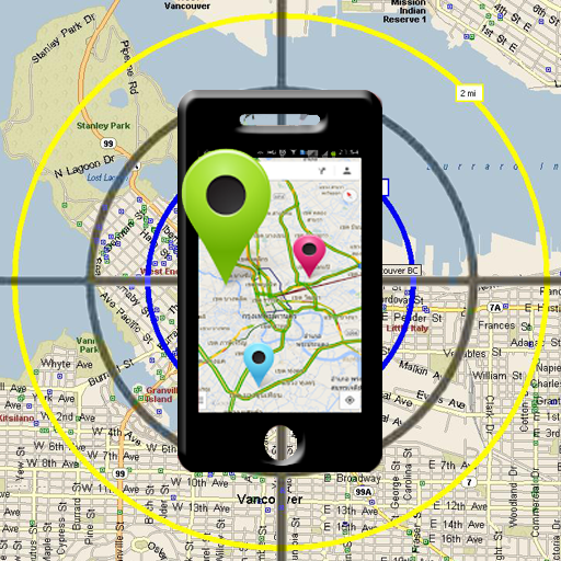 mobile phone tracking android