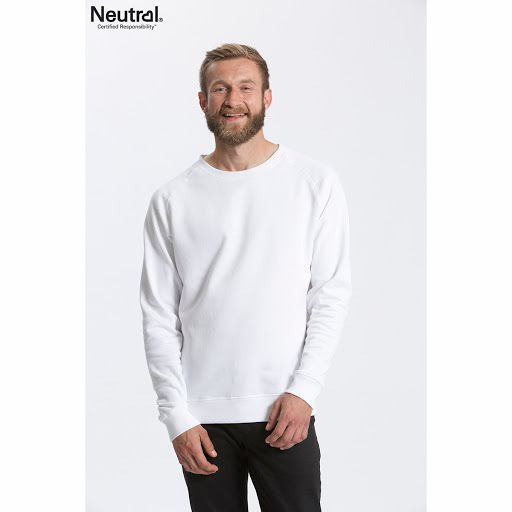 Neutral Organic Unisex Sweatshirt Grey