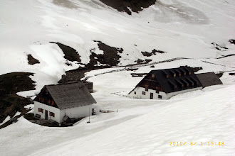 Photo: Schneebergalm (2330 m)