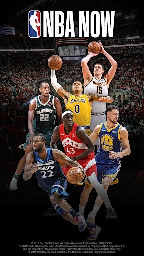 NBA NOW, jeu mobile de basket fond d'écran 1