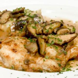 Copycat Olive Garden Chicken Marsala
