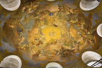 Photo: Library fresco.