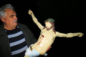 Photo: Kip Jezusa je pobarvan, 2.12.14.