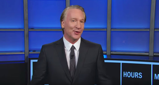 Bill Maher says about Hillary Clinton: 'The ball rolled through her legs'