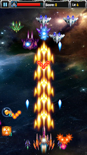 Galaxy Shooter Space Shooting 1.5 screenshots 1
