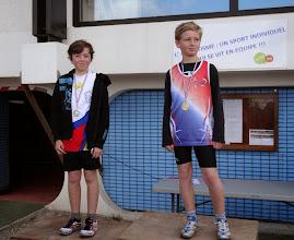 Photo: Quentin : Vice Champion de Gironde 2000 m Marche