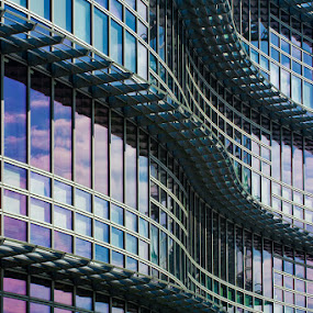 Polarized Glass by Andrew Boyd - Buildings & Architecture Other Exteriors