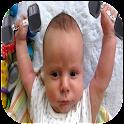 صور وخلفيات اطفال مضحكة icon