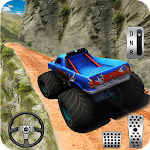 Offroad Monster Truck Legend Drive Icon