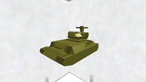 八七式自走高射機関砲もどき