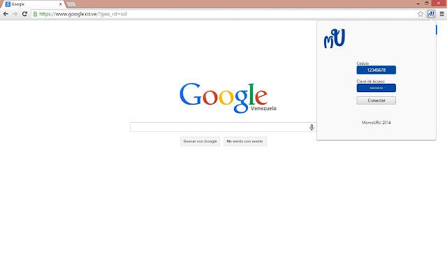 MomoURU para Chrome