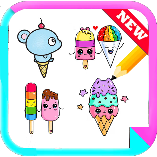 App Insights How To Draw Cute Ice Cream Apptopia