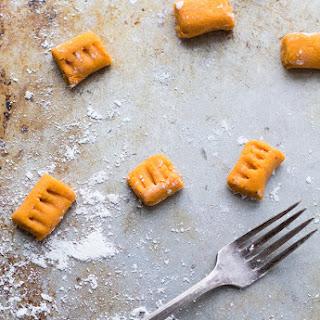 5 Ingredient Gluten-Free Sweet Potato Gnocchi.