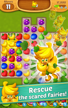Fruits Mania : Fairy rescue