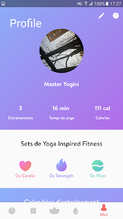 Asana Rebel - Yoga Inspired Fitness – Vignette de la capture d'écran