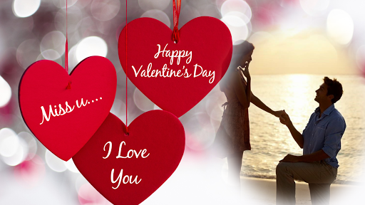 Valentine's day Photo Frames 2018 1.1 screenshots 2