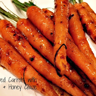 Grilled Baby Carrots Recipes