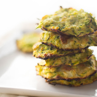 Baked 3 Cheese Zucchini Biscuits