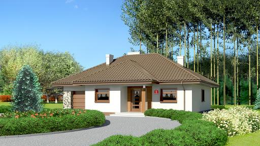 projekt Dom przy Sadowej