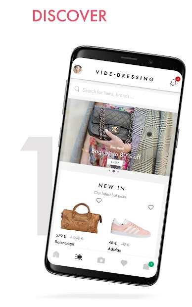 Videdressing: Fashion Together Android App Screenshot