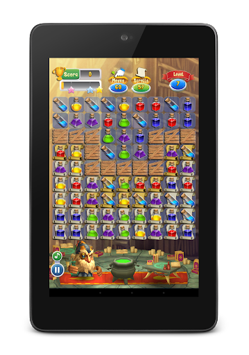 Magic Blender - Magic Potions - Match 3 apktram screenshots 20