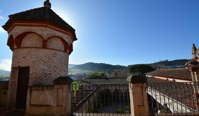 Château classé monument historique Séville