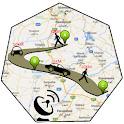 Personal Tracker GPS Free icon