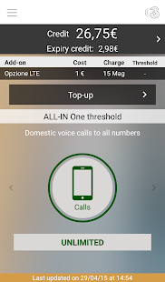 Area Clienti 3 - screenshot thumbnail