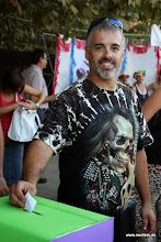Photo: Elección cartel alternativo fiestas MONZÓN.