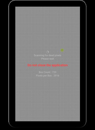 Touchscreen Dead pixels Repair screenshot 8