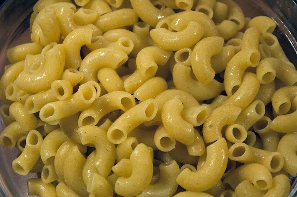 Cook the pasta, according to package directions, until al dente.