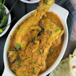Dummy Proof Chicken Curry