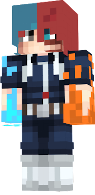 ice fire, my first skin