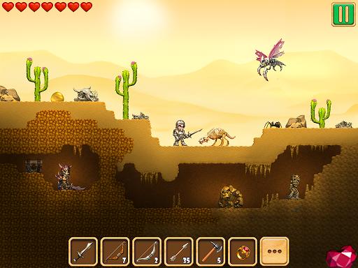 Adventaria: 2D World of Craft & Mining 1.5.3 Screenshots 16