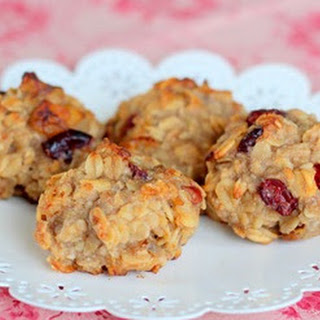 Lunchbox Bakes – Banana Cranberry Cookies.